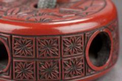Tsuishu Lacquerware